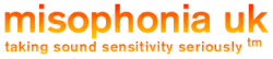 Misophonia UK text logo